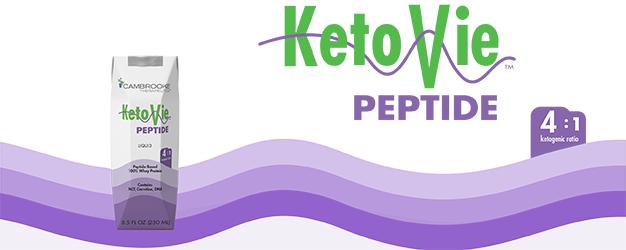 Ketovie Peptide banner